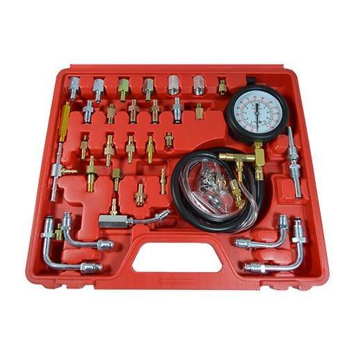 Conjunto para Medir Presión de Inyección Gasolina [1]