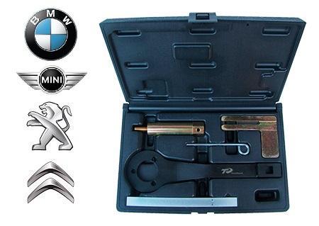 Conjunto para Quitar e Instalar Cadena de Distribución Motores BMW / Mini y PSA