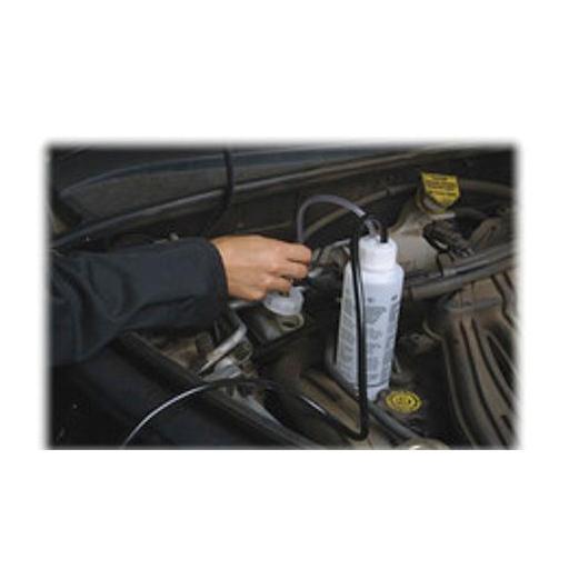 Sangrado de Frenos y Embragues para Usar con el Aire de un Neumático [1]