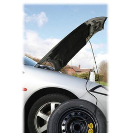 Sangrado de Frenos y Embragues para Usar con el Aire de un Neumático [2]