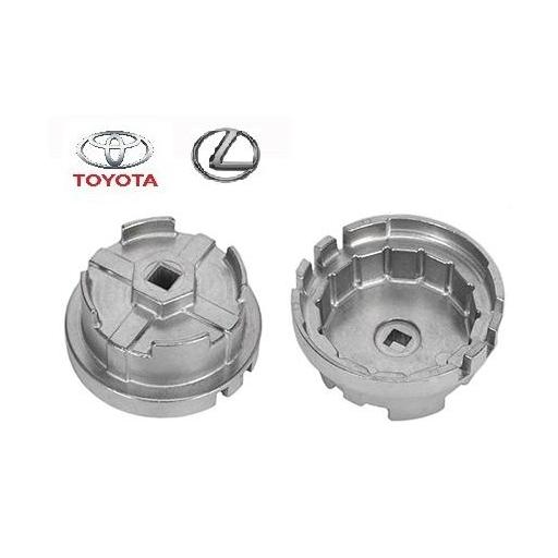 Llave de Filtro de Aceite para Motores Toyota y Lexus