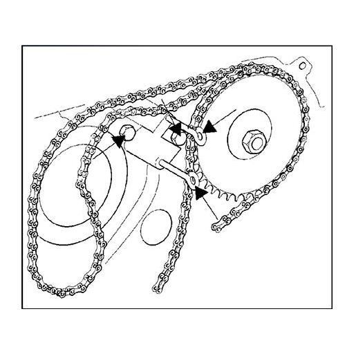 Bloqueador de Cigueñal - BMW N47/N57 [1]
