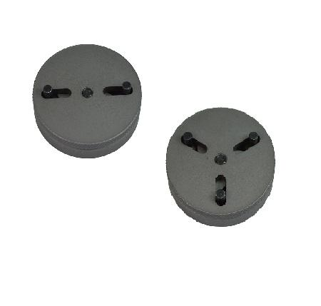 Juego de Adaptadores Ajustables para Retractar Pistones de Frenos - 2 y 3 Pins.