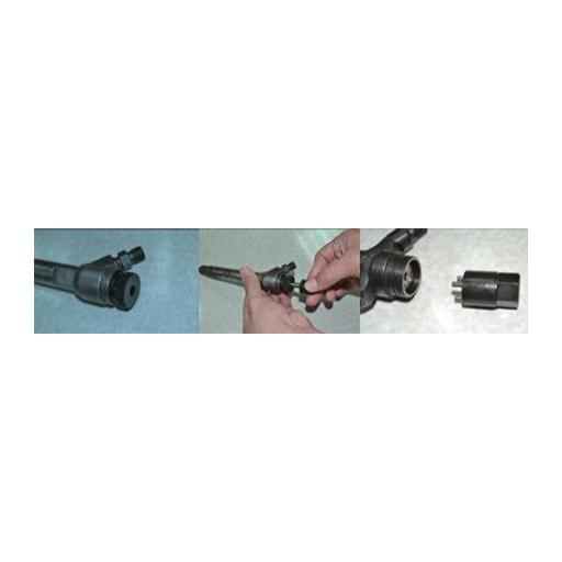 Kit para Extraer y Reparar Inyectores Common Rail  (8 Piezas) [1]