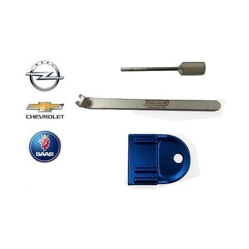 Conjunto de Reglaje Gasolina - Opel / Chevrolet / Saab 1.4 / 1.6 / 1.8 Ecotec