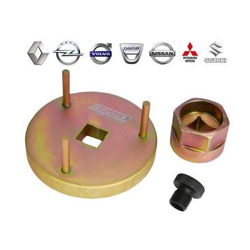 Reglaje de Bomba Inyectora Diésel Renault, Opel, Volvo, Dacia, Nissan, Mitsubishi y Suzuki.