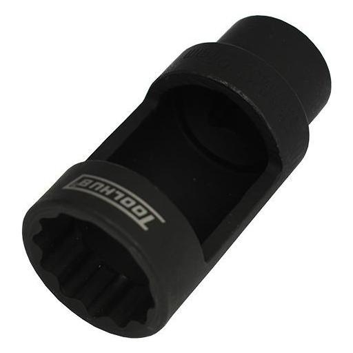 """Vaso para Sensor de Oxigeno 1/2"""" 27 mm  12 caras"""
