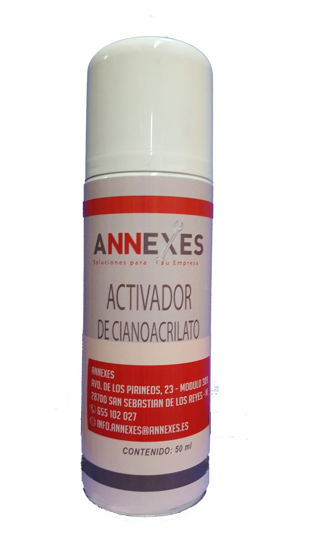Activador de Cianocrilato 200 ml.