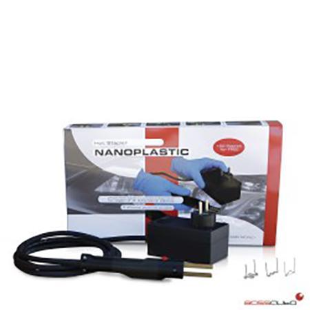 Grapadora de Plásticos NANOPLASTIC Kit.