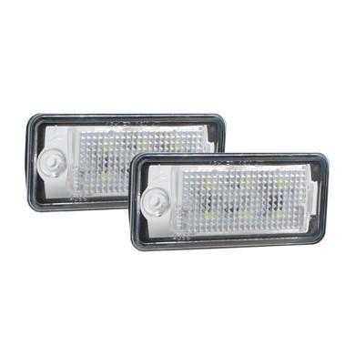 Plafón de Matrícula LED Audi LD-ADPA