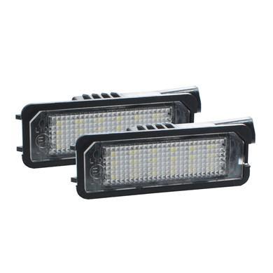 Plafón de Matrícula LED VW LD-VWP GP