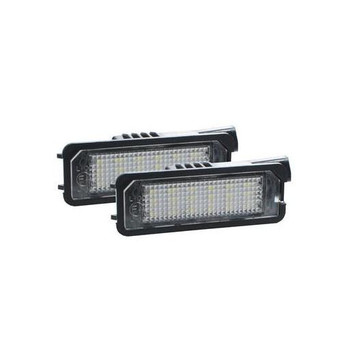 Plafón de Matrícula LED VW LD-VWP GP [0]
