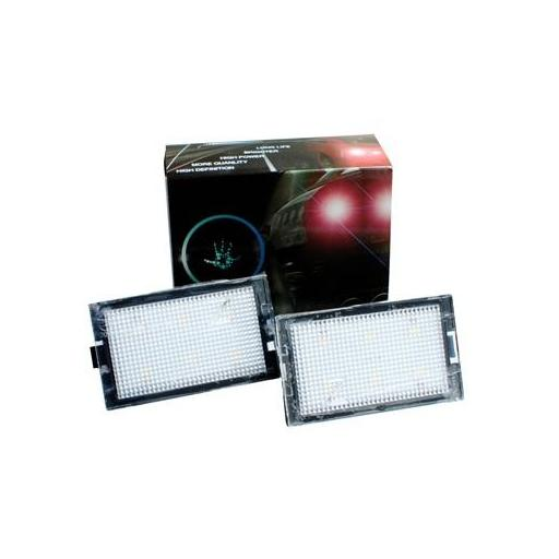 Plafón de Matrícula LED LAND ROVER LP-LRE