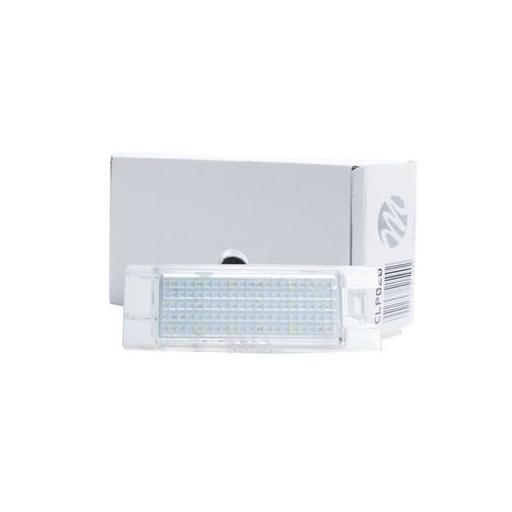 Plafón de Matrícula LED OPEL LP-VXL