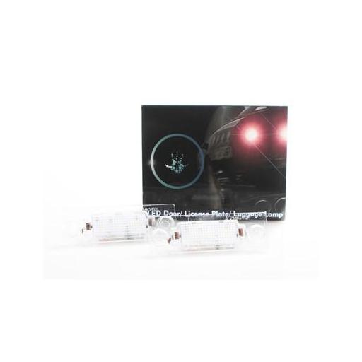 Plafón de Matrícula LED VW, PORSCHE LP-VWP2