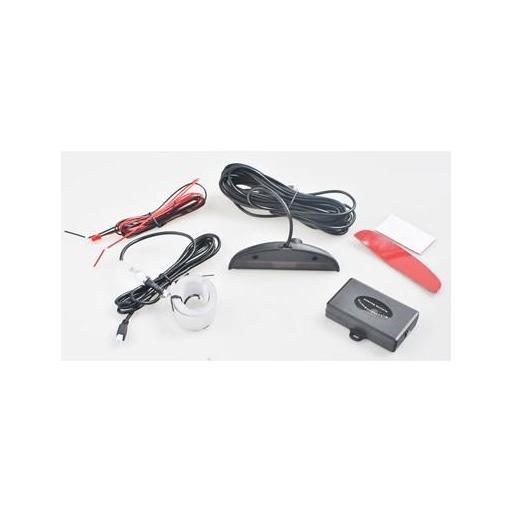 Sensores de aparcamiento CP0 electromagnéticos, pantalla LED