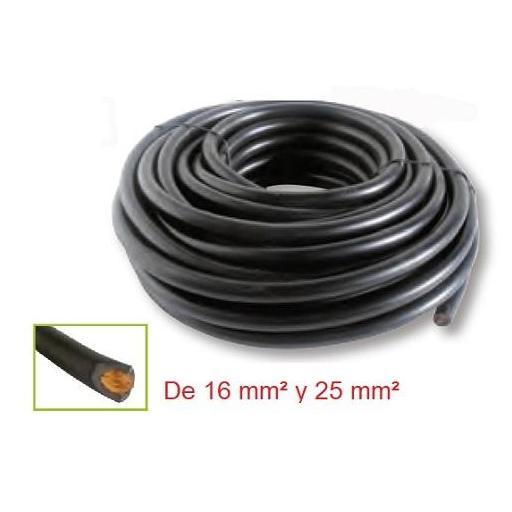 Cables de Cobre para Soldadura.