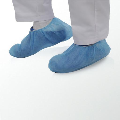Cubre Zapatos Polietileno (100 Unidades)