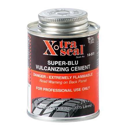 Disolución Super Blue Extra Fuerte para Pegar Parches 236ml.