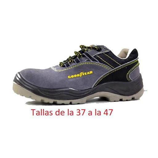 Zapato de Seguridad  G138106C  GoodYear