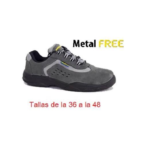 Zapato de Seguridad G138840C  GoodYear