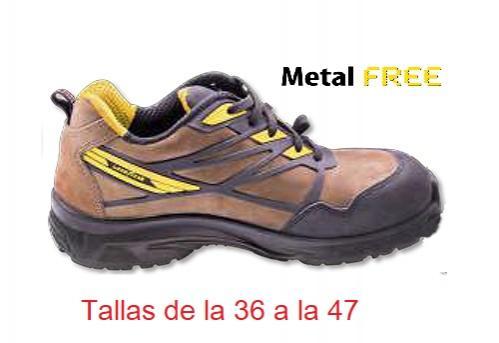Zapato de Seguridad  G140-60N  GoodYear