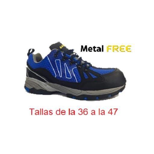 Calzado Deportivo de Seguridad GYSHU1504N  GoodYear