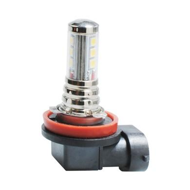 Lámpara LED H11 PREMIUM 12V  27W  LG Blanca