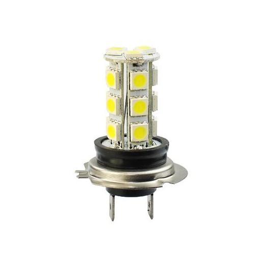 Lámpara LED H7  PREMIUM 12V 18xSMD5050  Blanco
