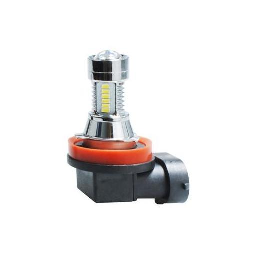 Lámpara LED H8 PREMIUM 12-24V  21xSMD3014 21W  LG Blanca