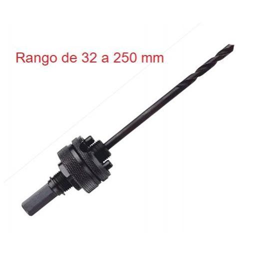Husillo para Coronas Serie Larga  Rango 32-250 mm. [0]