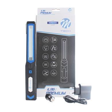 Linterna LED Premium 20 SMD + 3 LED Recargable.