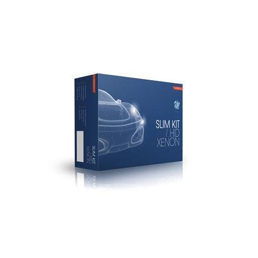 Kit BiXenón H4-3 6000K Digital SLIM BASIC BIX