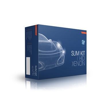Kit Xenón H7 6000K Digital SLIM BASIC