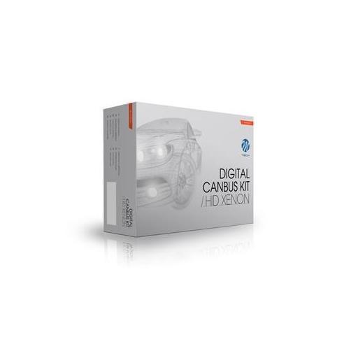 Kit xenon D1S 6000K CANBUS M-Tech