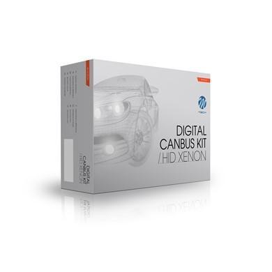 Kit xenon H1 6000K CANBUS M-Tech