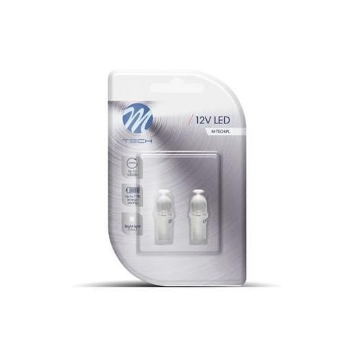 Lámpara LED W5W 12V difusivo Blanco (Blister 2 unidades) [1]