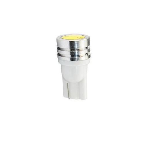 Lámpara LED W5W 12V  HP Blanco  (Blister 2 unidades)