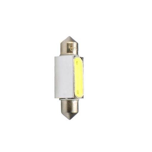Lámpara LED Plafonier C5W 12V 1,5W  11x36mm Blanco