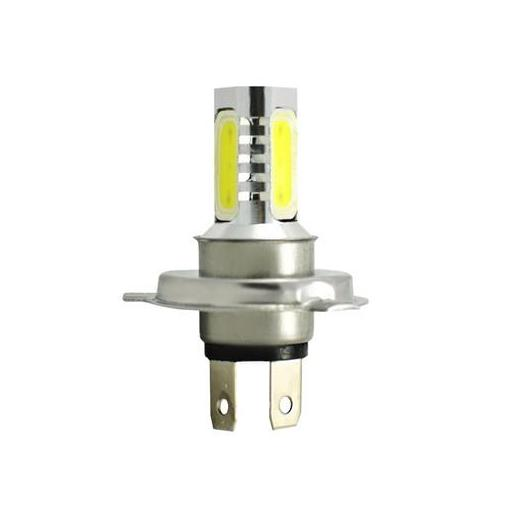 Lámpara LED H4 PREMIUM 12V 4 x HP 6W  Blanco