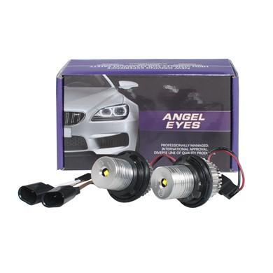 Angel Eyes BMW 20W (2 x 10W) Cree para E39/E53/E65/E66/E60/E6/E63/E64/E87/X3