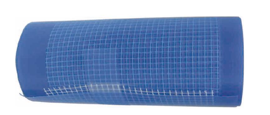 Malla de Plástico Reforzada con Fibra 3,5 mt.