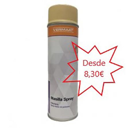 Masilla Spray 500ml.
