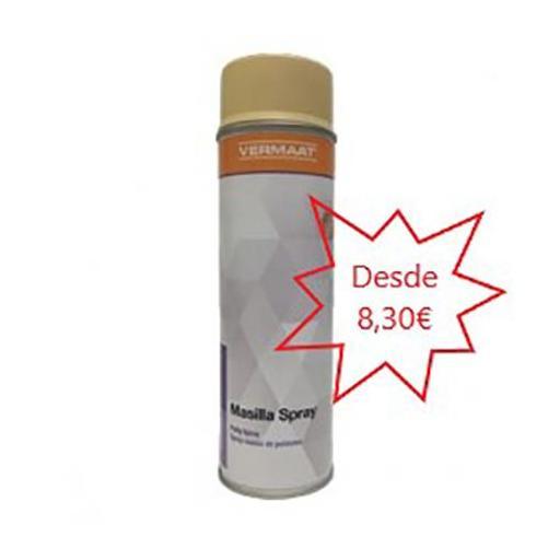 Masilla Spray 500ml. [0]
