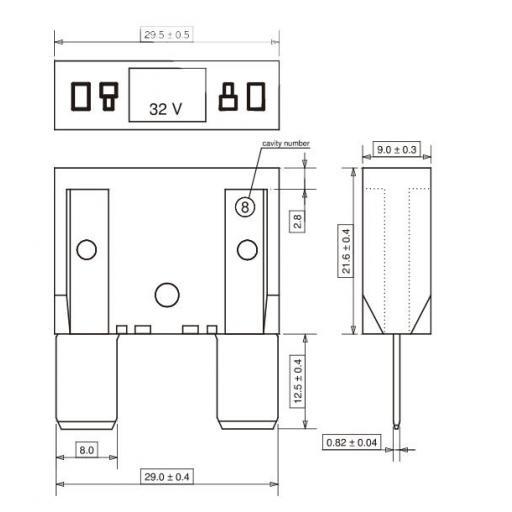 Fusible Maxi (10 Unidades) [1]