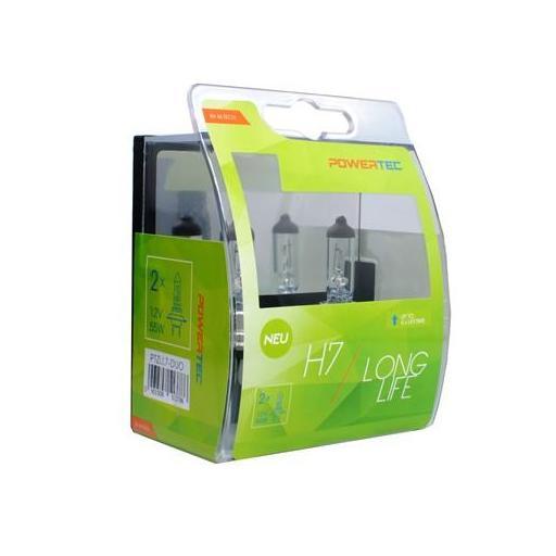 Powertec Long Life H7 12V DUO