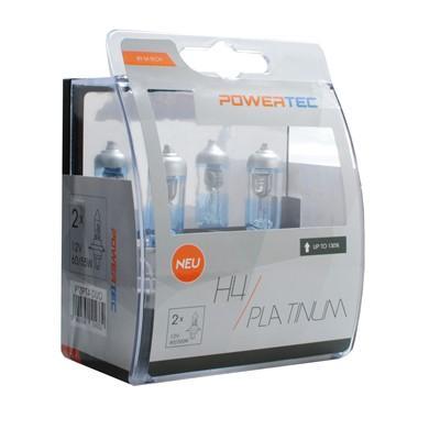 Powertec Platino +130% H4 12V DUO
