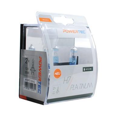 Powertec Platino +130% H7 12V DUO