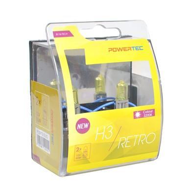 Powertec Retro H3 12V DUO