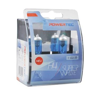 Powertec SuperWhite H4 12V DUO